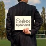 Boek Sales Bijdehand vandaag verschenen