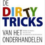 Boek: De dirty tricks van het onderhandelen