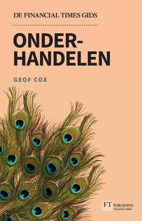 Salesboek: Onderhandelen