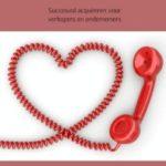 Salesboek: Maak van de telefoon je vriend