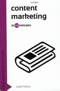 Salesboek: Content marketing in 60 minuten