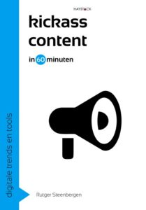 Salesboek: Kickass content in 60 minuten