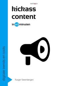 Salesboek: Kickass content in 60 minuten