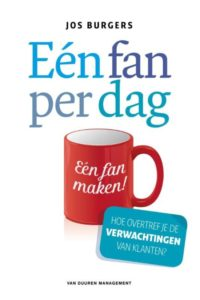 Salesboek Éen fan per dag